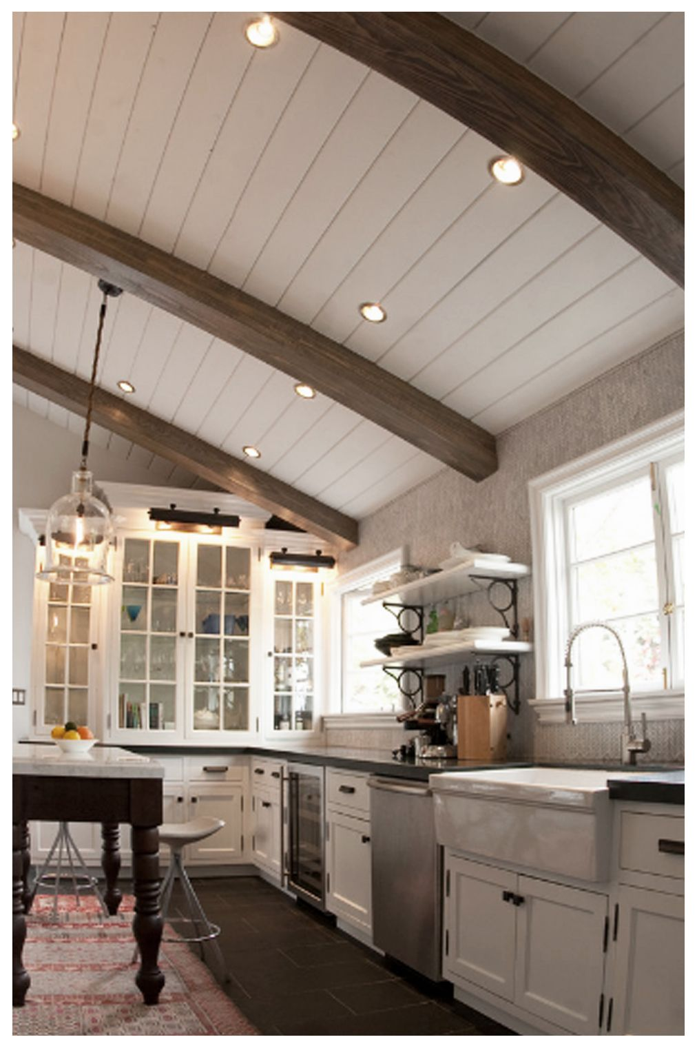 Live Beautifully Dallas Project The Kitchen Home Kitchens Kitchen Layout Kitchen Ceiling