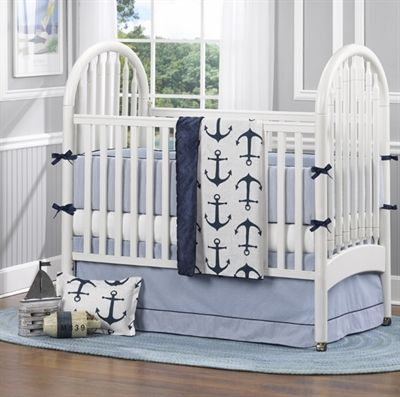 With Love Home Decor - Nautical 4-pc. Baby Bedding Set, ON SALE NOW SAVE OVER $150.00