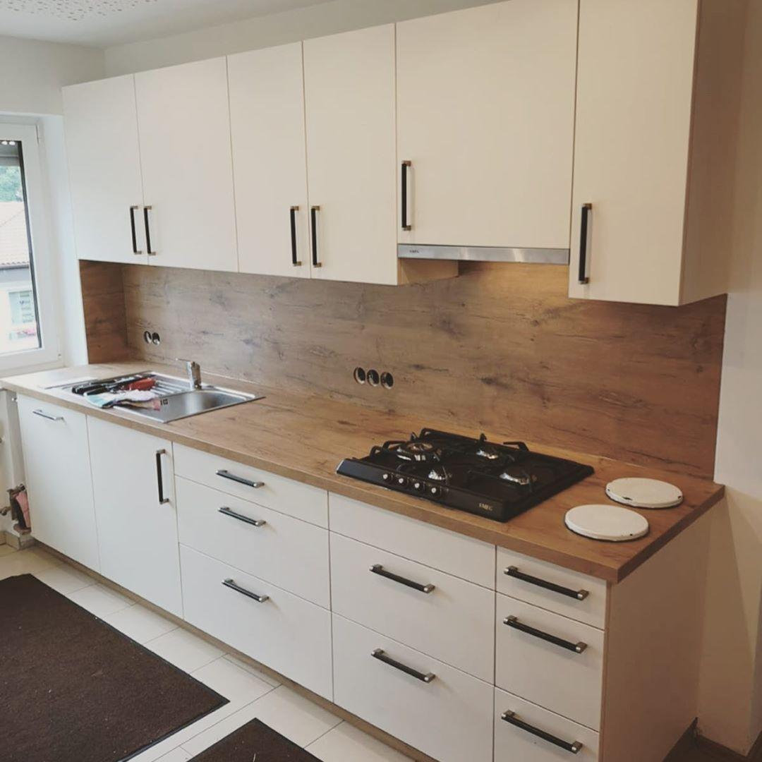 Ge Mu Tlich Eine Angenehme Behagliche Atmosphare Schaffend Duden Kitchen Cabinets Home Decor Decor
