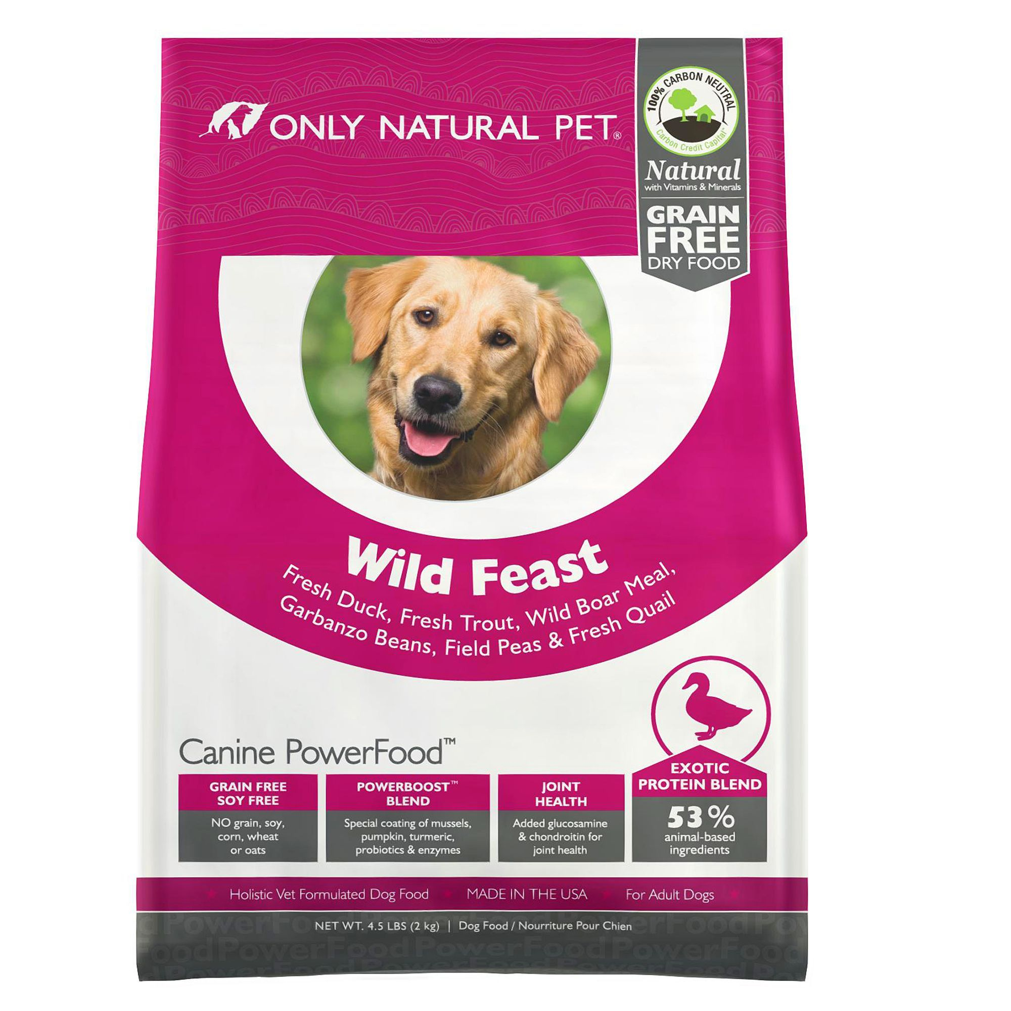Null Dog Food Recipes Limited Ingredient Dog Food Large Breed