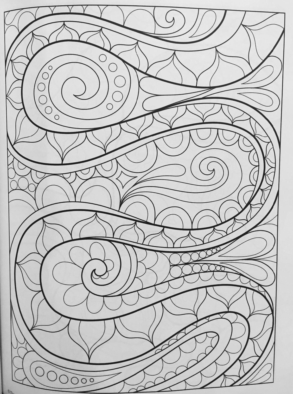 Free spirit coloring book by thaneeya mcardle coloring books by - Groovy Abstract Coloring Book Design Originals Coloring Is Fun Thaneeya Mcardle