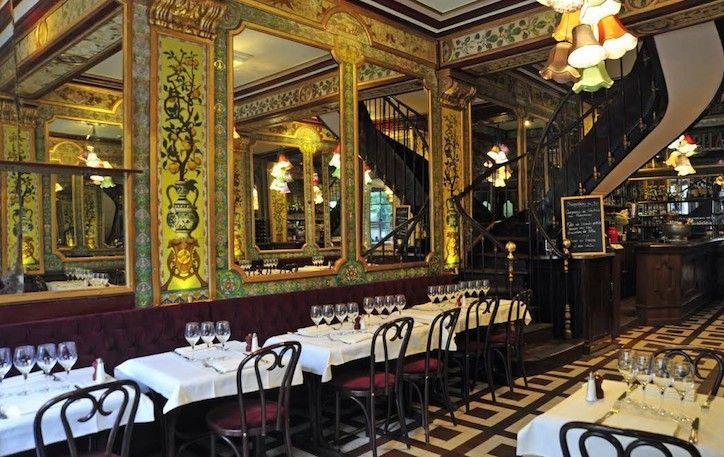 Paris Bistro Le Pharamond Classic Norman Cuisine Paris Bistro