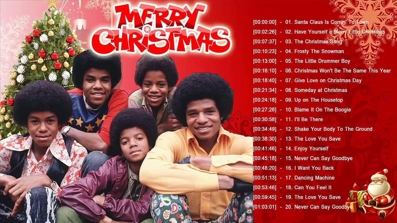 Jackson 5 Christmas.Jackson 5 Christmas Greatest Hits Jackson 5 Best Songs