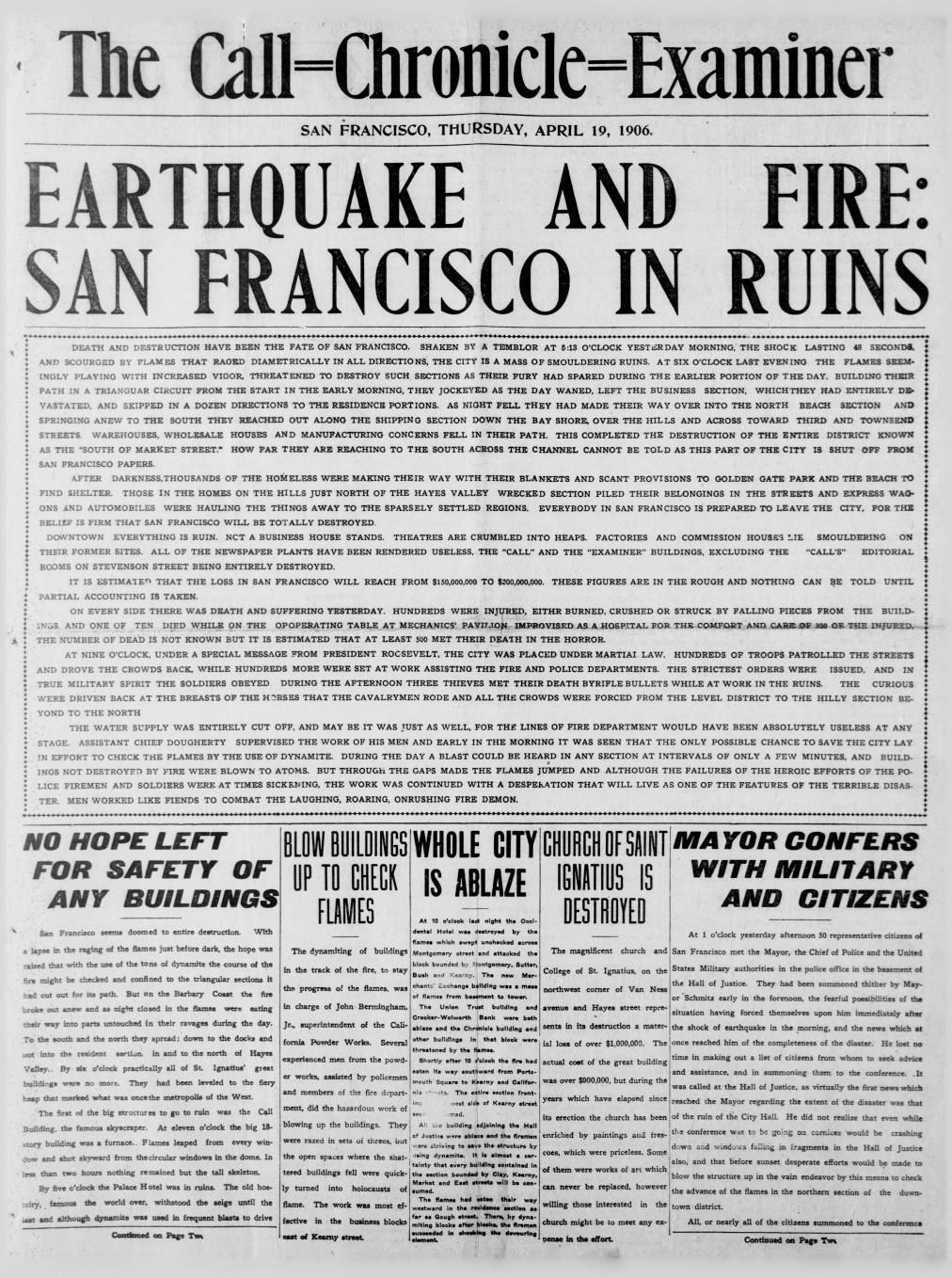 See The Original Newspaper Headlines From 10 Major Moments In