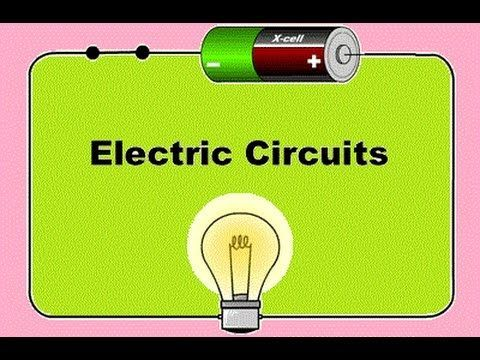 Parallel And Series Resistor Circuit Analysis Worked Example Using