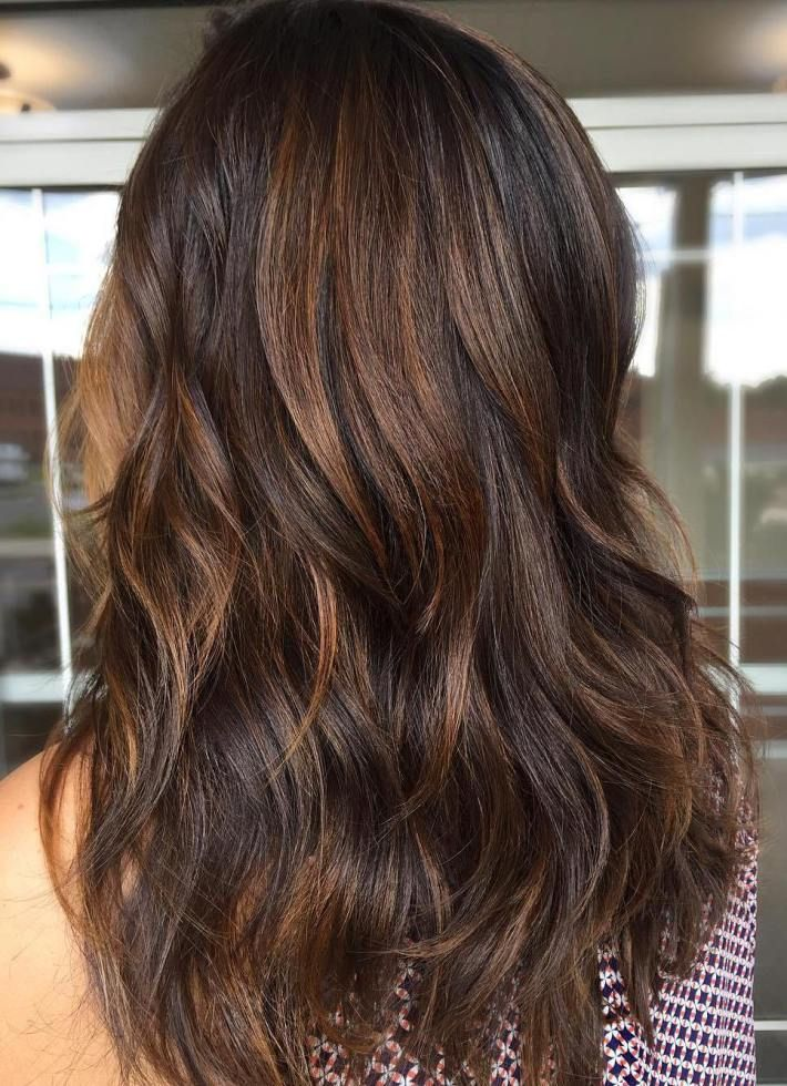 Brunette Fall Hair Cute Selfy Pretty Picturesboss