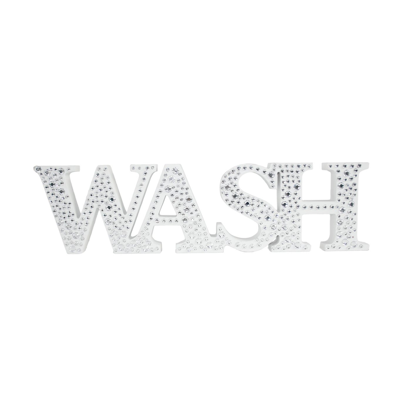 George Home Wash Words White | Monochrome | ASDA direct | ♥ Splish ...