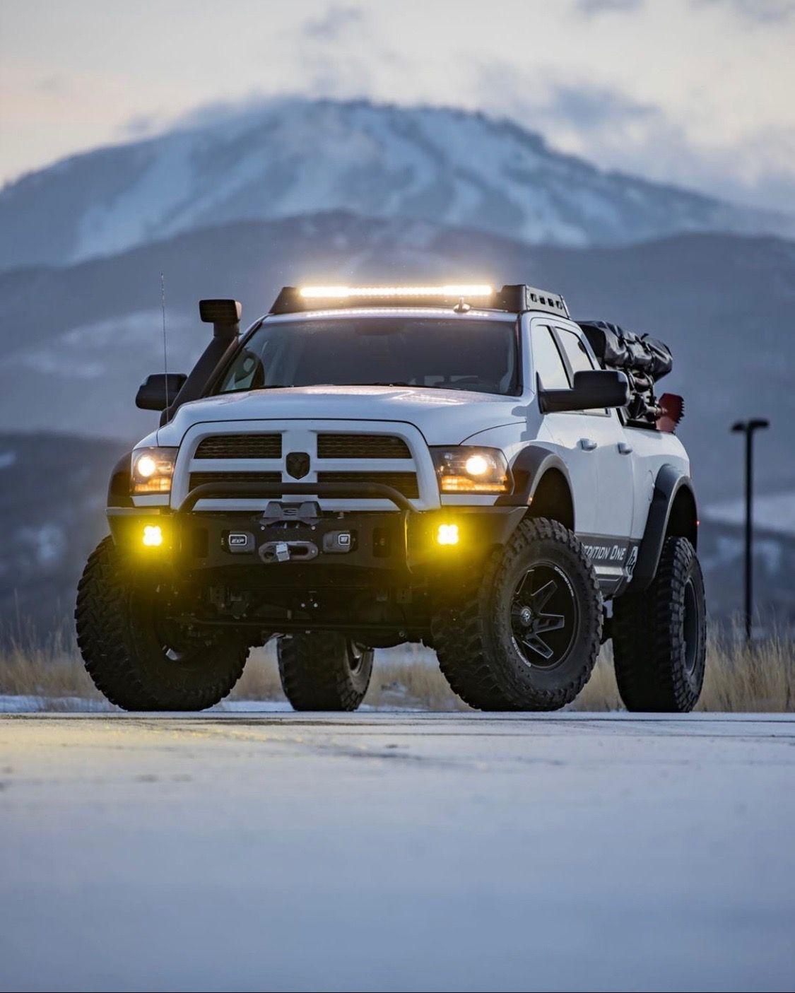 Ram 2500 Aev Prospector Xl Dodge Trucks Dodge Trucks Ram Ram Trucks