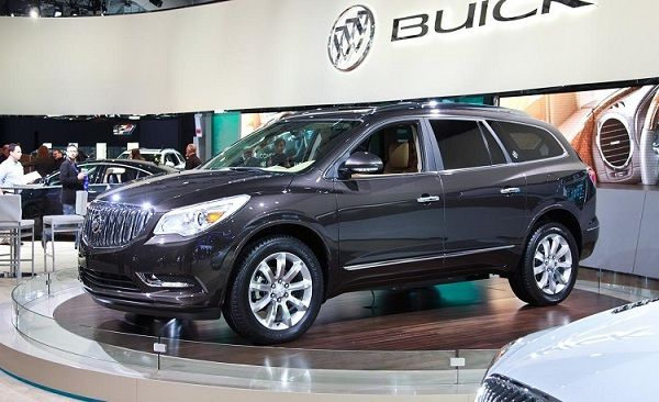 2017 Buick Enclave Release Date And Price Buick Enclave New Cars Buick