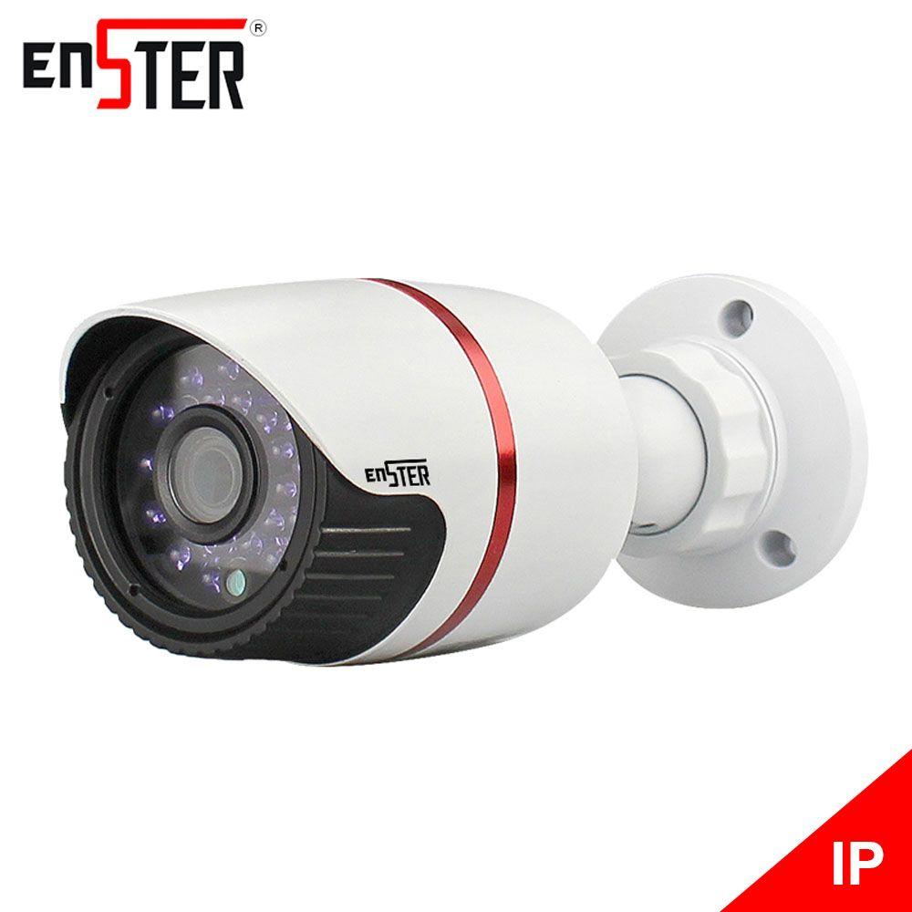 Enster IP Camera HD P2P Onvif 1080P Bullet Outdoor Security