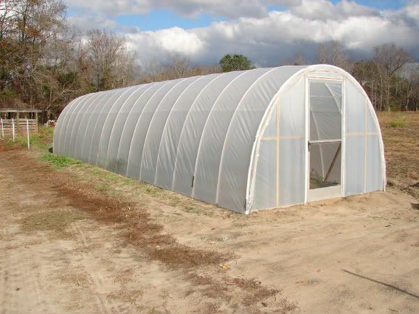 How I built my cheap PVC hoop/green house (Pic Heavy) (pt 1 ...