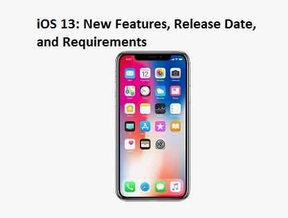 iOS 13 New Features, Release Date, and Requirements (With