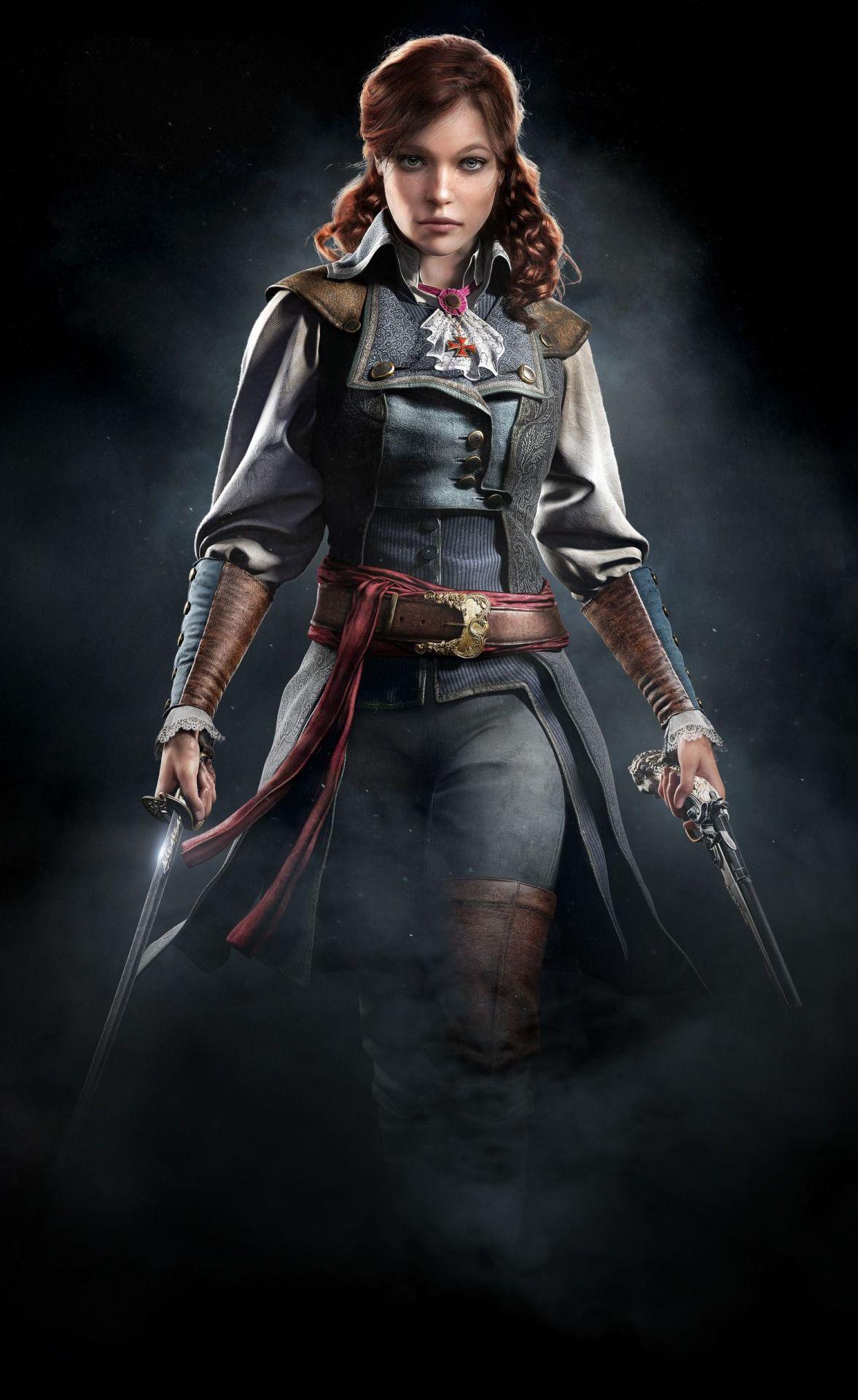 Assassins Creed Unity | Assassins creed art, Assassins