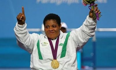 Team Nigeria wins first medal In RIO Paralympics   As we all expected them to do better than the team Nigeria Olympians Latifat Tijani clinched Silver in the womens  45kg Power lifting event to help team Nigeria win her first medal at the ongoing Paralympics through Tijani entered the competition at 101 while other competitors attempted below 100.  The Nigerian lifter made a bright start lifting101 to smash the earlier existing Paralympics record. But that was short-lived as Chinas Dandan Hu…