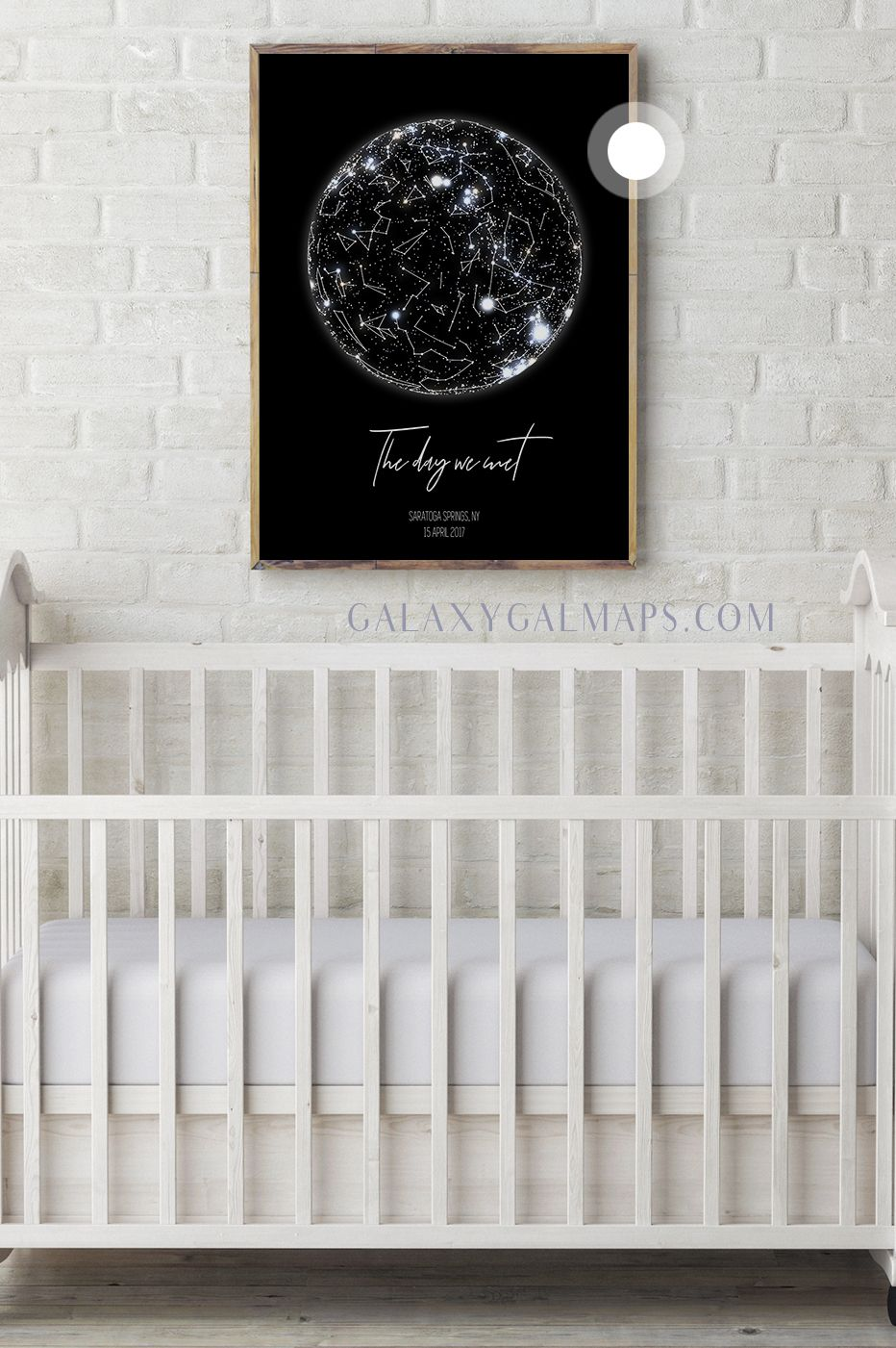 UNIQUE Sky Map for Your Date 16th Anniversary Gift for