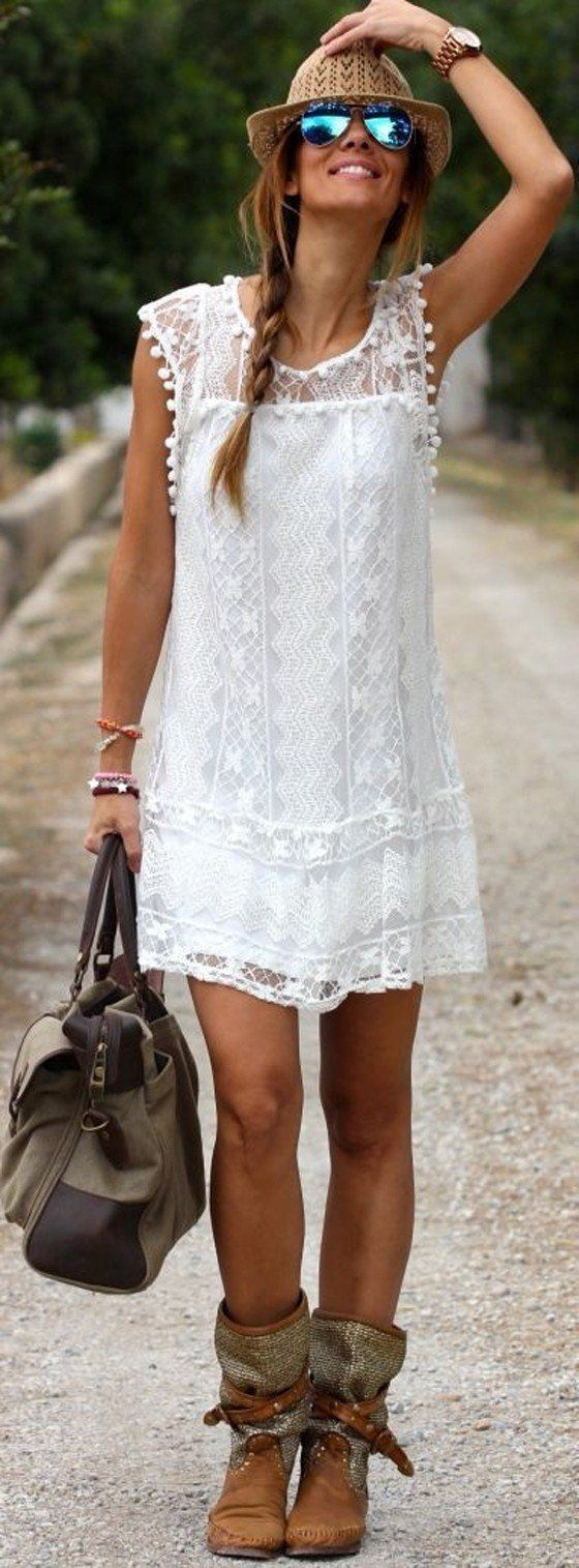details this sleeveless dress knows how to make you look