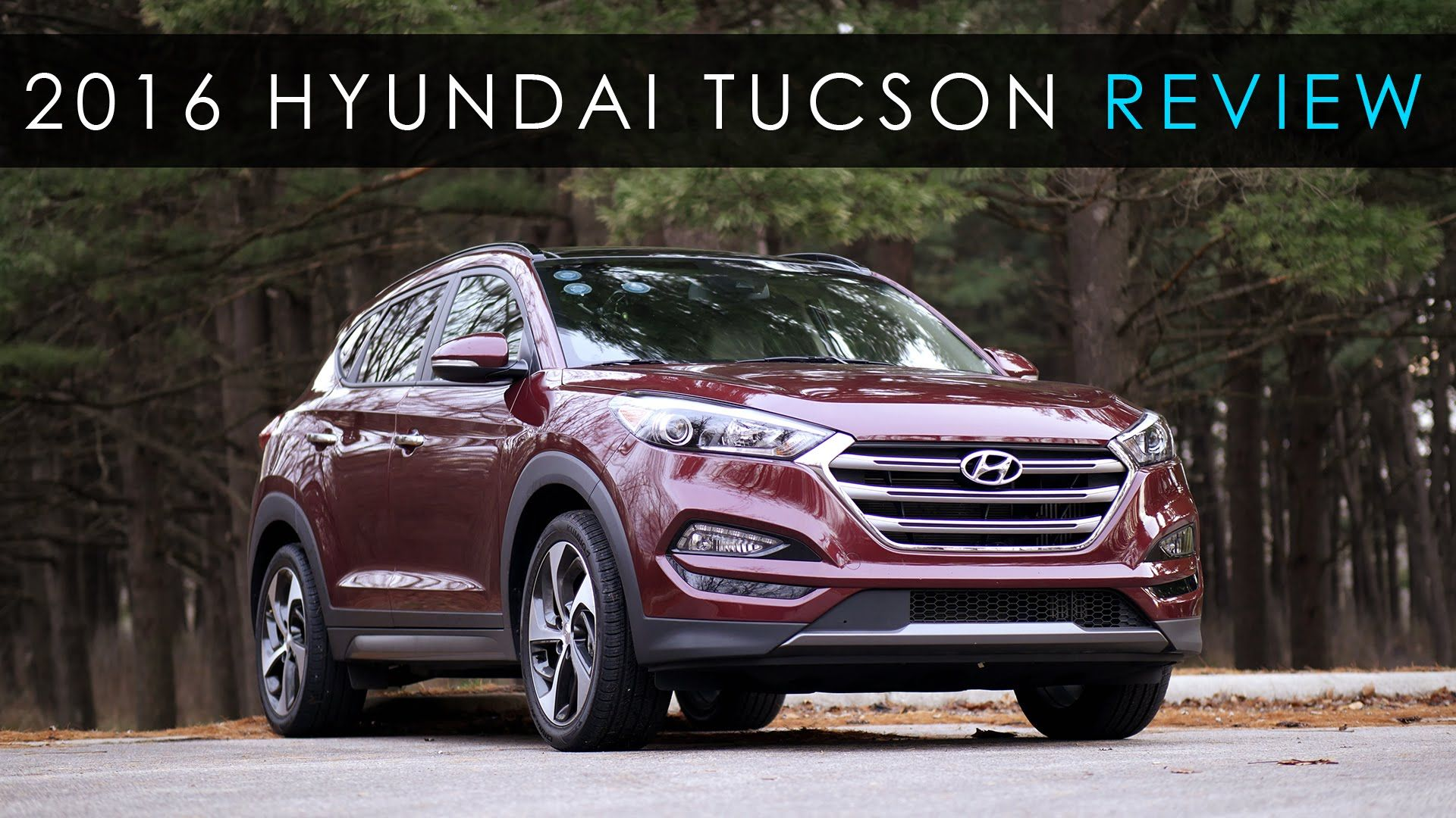 We review the 2016 hyundai tucson a cuv that hopes to attract those eyeballing mazda