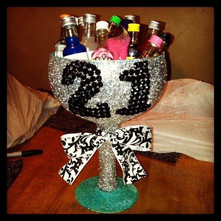 21st Birthday Cup birthday present for bestfriend 21