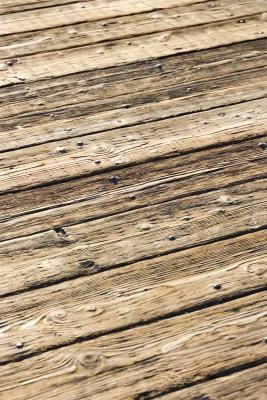 How To Clean Decks With Sodium Percarbonate Hunker Wood Deck Treated Wood Deck Deck Paint