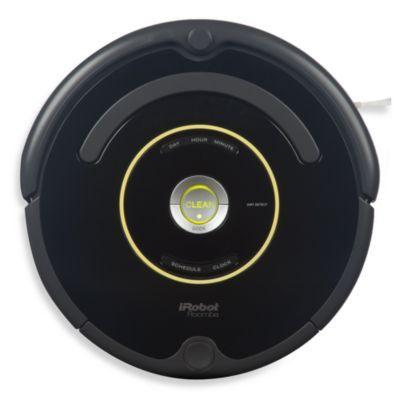 Irobot 174 Roomba 174 650 Vacuum Robot Bedbathandbeyond Com