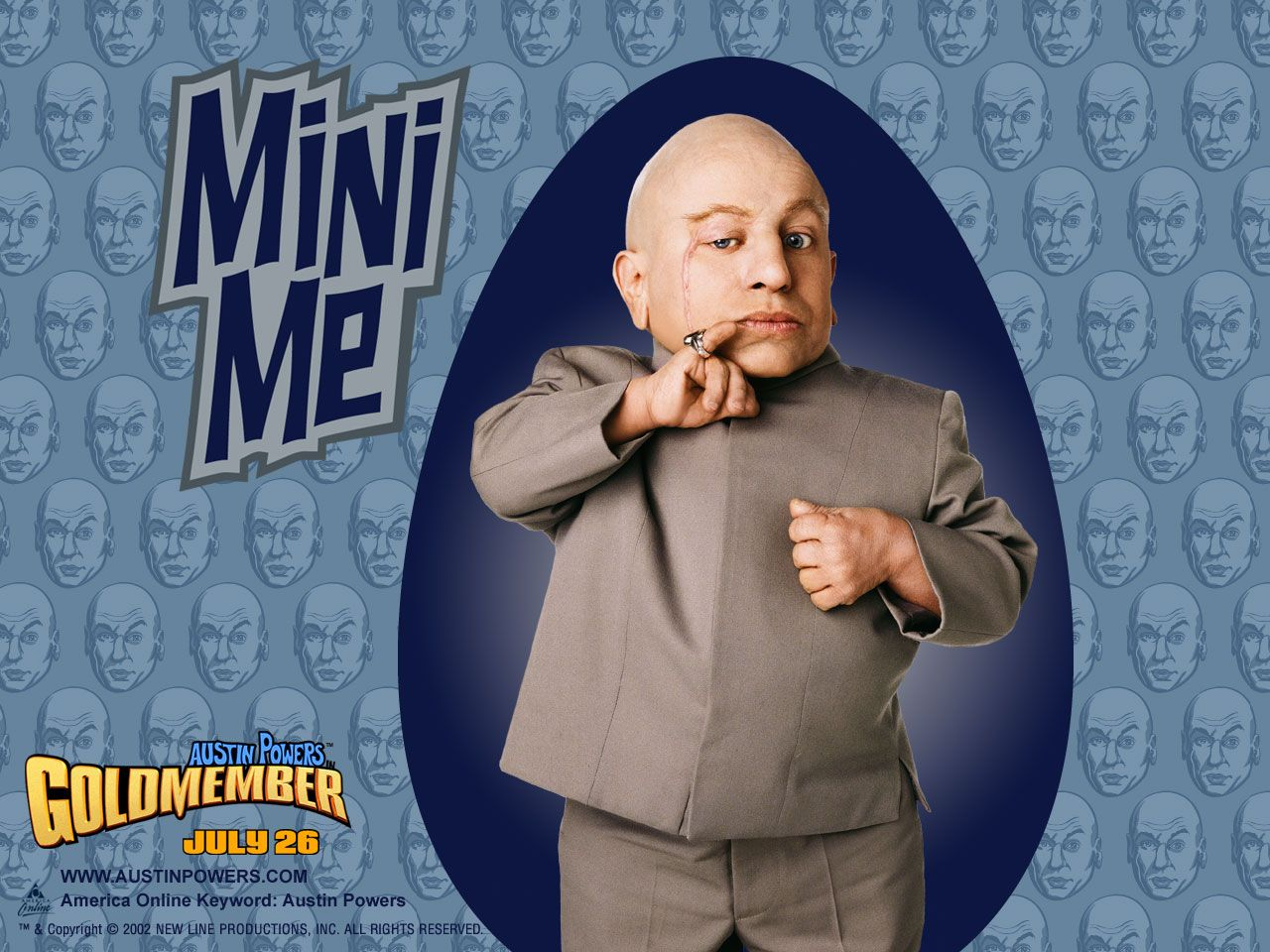 Austin Powers Wallpaper Austin Powers Mini Me Austin Powers Mini Me Austin Powers Girls