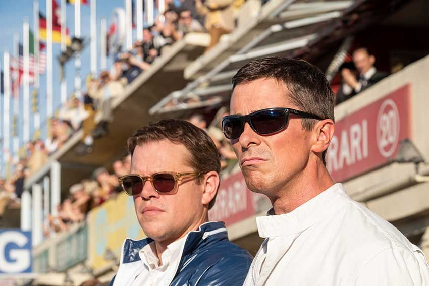 New Netflix Movie Trailer Foul Mouthed Kid Stars In Coffee Kareem Christian Bale Matt Damon Race Cars