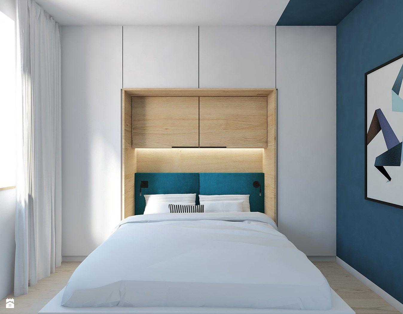 sypialnia styl nowoczesny zdja™cie od em2pracownia sypialnia
