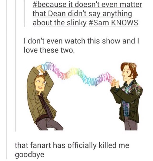 Image about tumblr in *Sam♡Jared 😍💞 by Private User