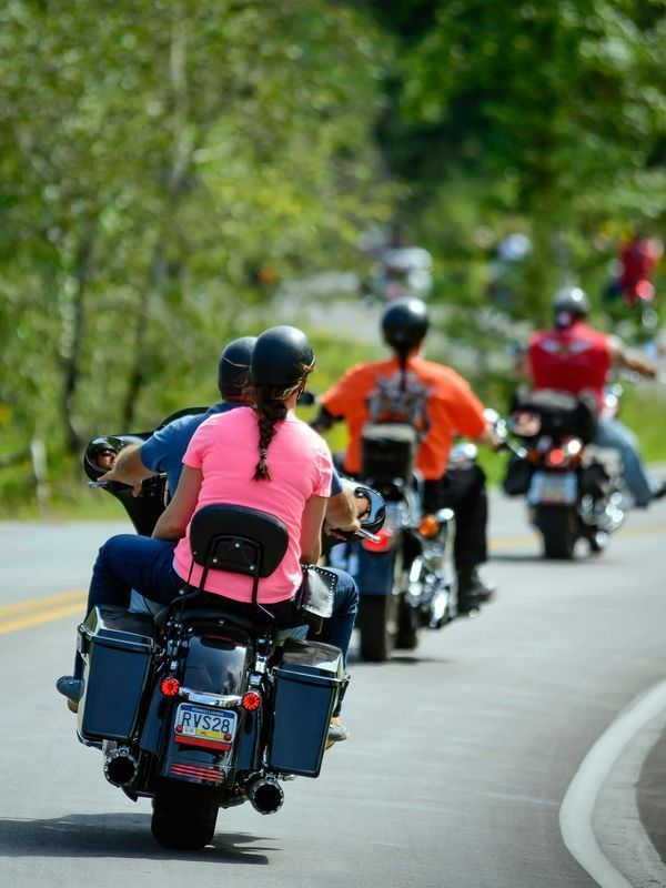 South Dakota S Best Roads To Ride During Sturgis Motorcycle Rally