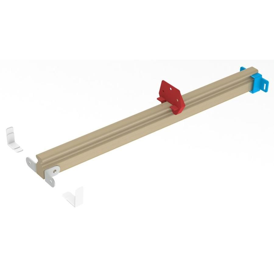 Richelieu 24 In Drawer Slide Lowes Com In 2020 Plastic Dresser Dresser Drawers Dresser Drawer Slides