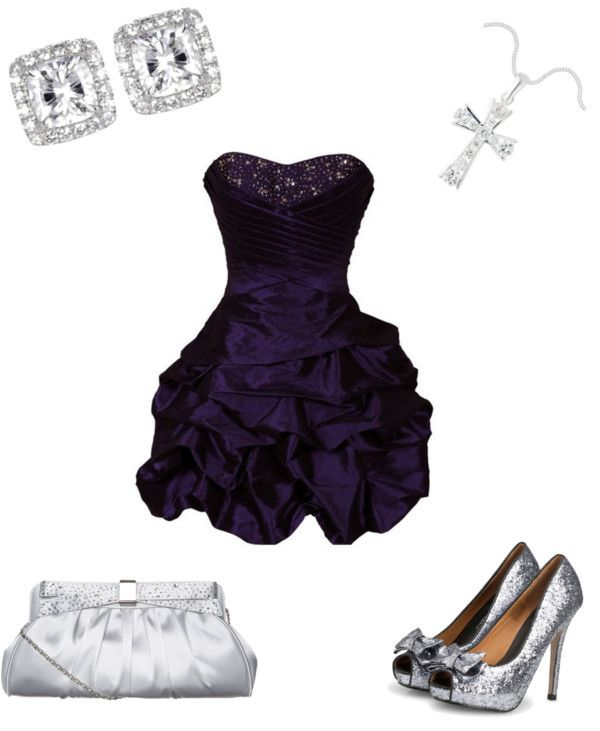 """Prom!!!"" by lisaklarson ❤ liked on Polyvore"