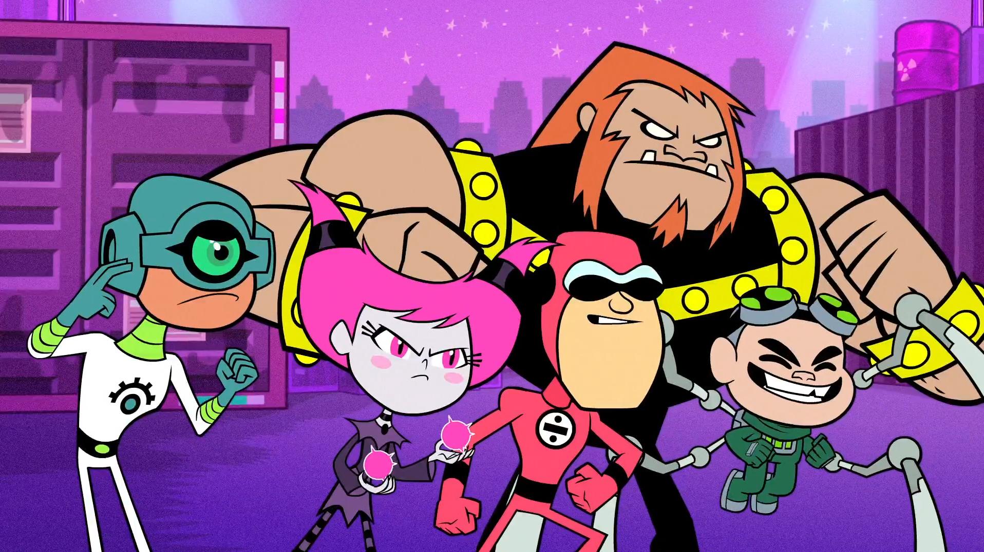 Pin On Teen Titans Go-7131