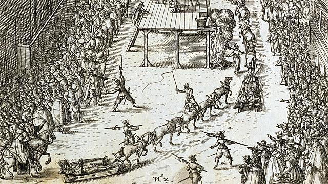 James I Guy Fawkes With Images Gunpowder Plot Guy Fawkes