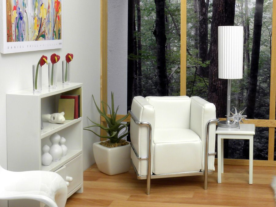 Diorama | Modern Forest House