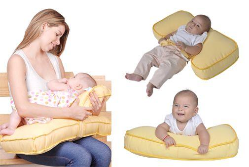 Doble almohada de lactancia Maternelle