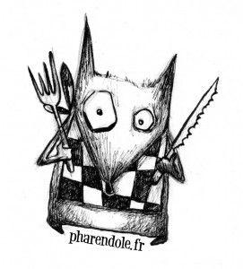 Petit loup dessin loup rigolo loup etc pinterest - Petit loup dessin ...