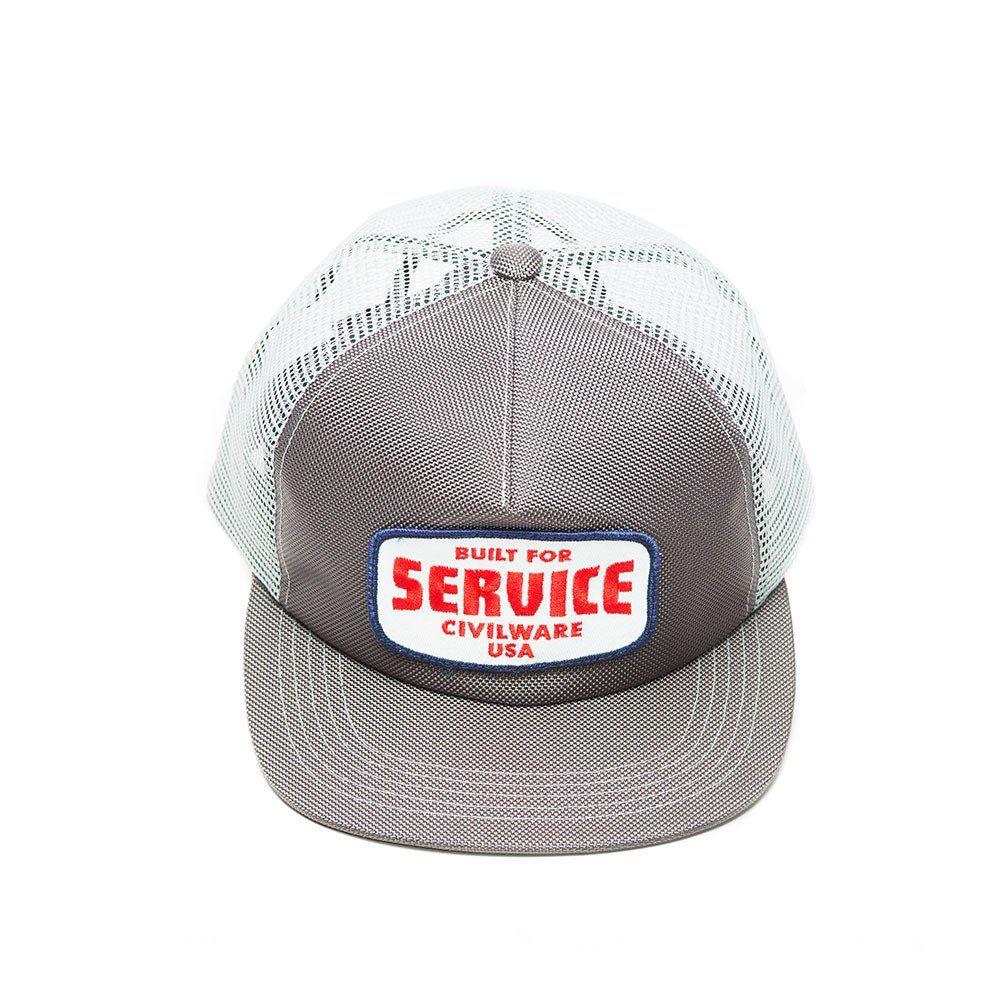 Hats - Ballistic Hat - Grey