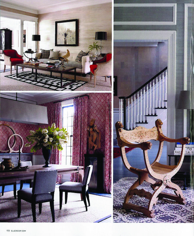 Thom Filicia featured in Elle Decor June 2013 Issue. Thom ...