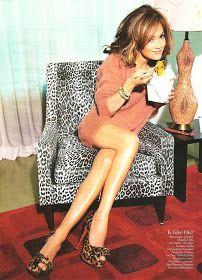 Jennifer Lopez Glamour Photo Shoot Jennifer Lopez Jennifer