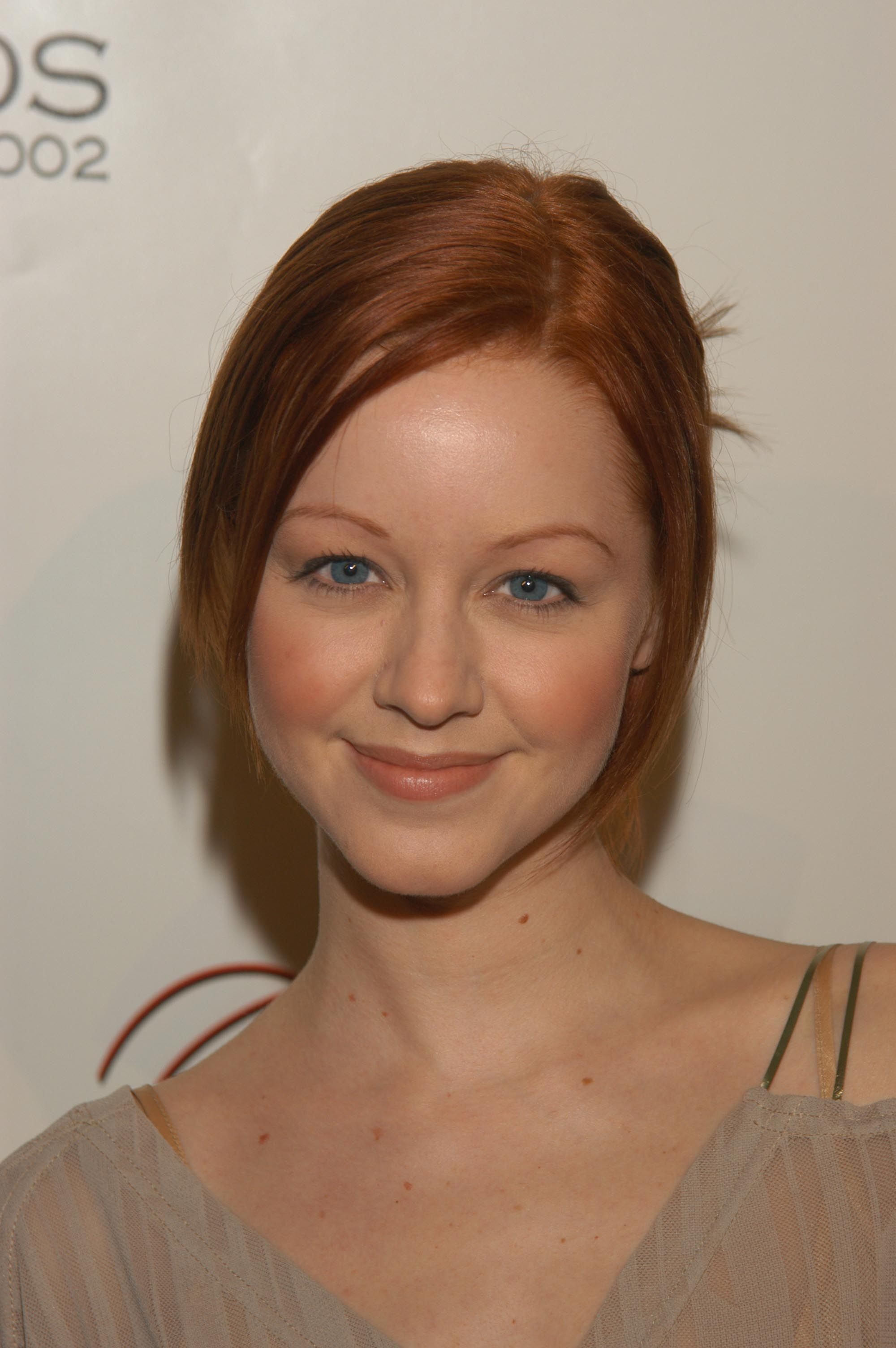 "Lindy Booth - ""Relic Hunter"" ....  DVD Premiere Awards 2003 - Los Angeles  14th January 2003"