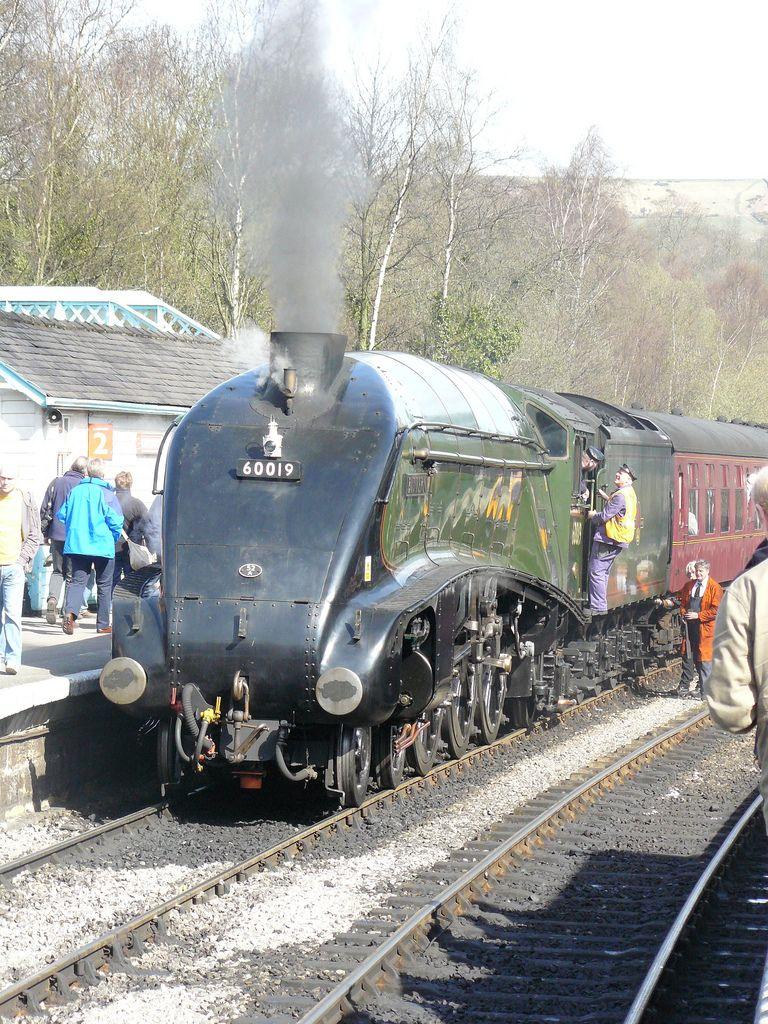 60019 Grosmont 1 Steam Steam railway,