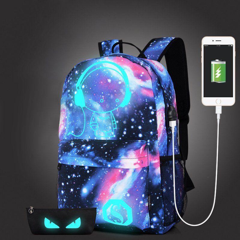 descuento especial auténtico auténtico recogido $8.2 - 2018 Anti-Theft Laptop Notebook Backpack Usb Charging ...