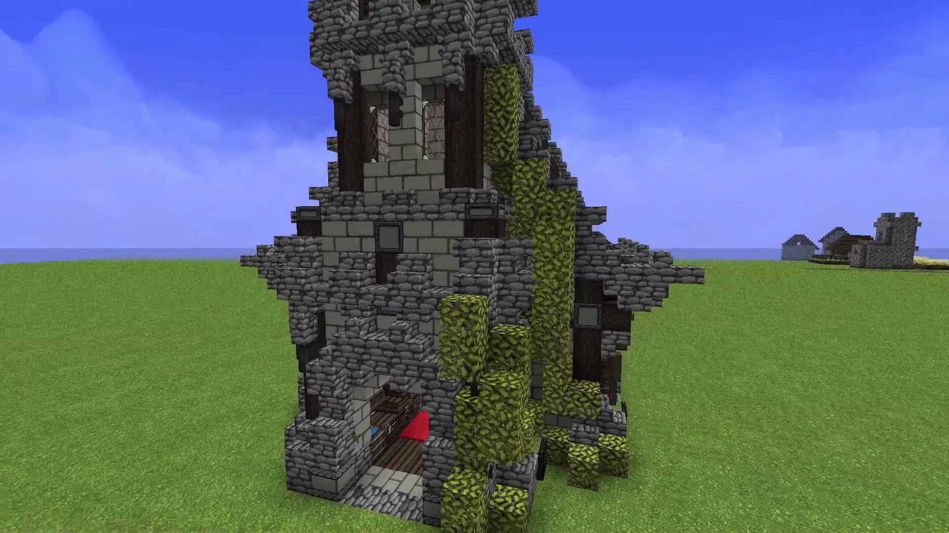 Minecraft Häuser Zum Nachbauen
