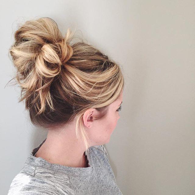 Pinterest : @zozzza ♡   Long hair styles, Messy hairstyles ...