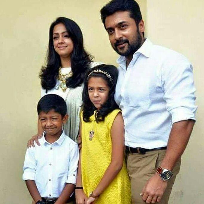 #tamil #actor #suriya #family #jyothika   Surya actor ...