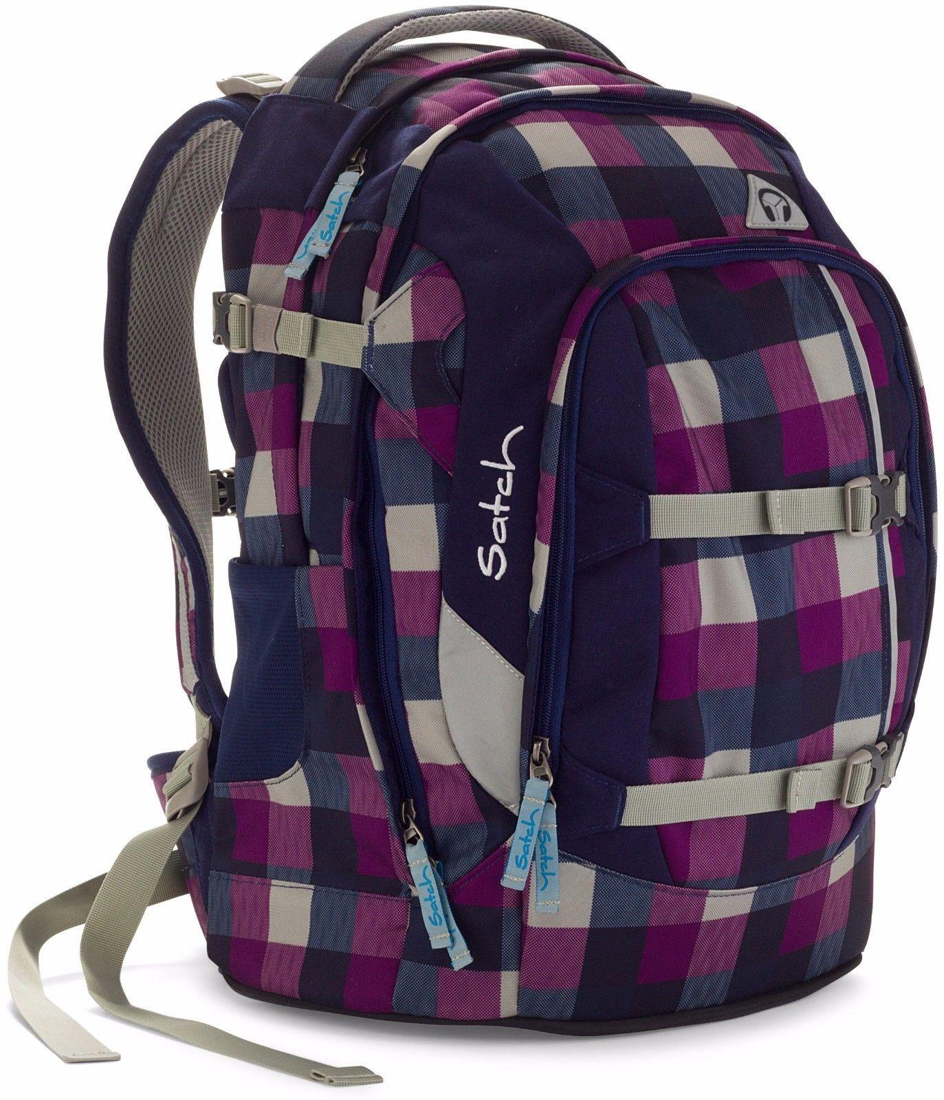 hübsch und bunt Spielraum ziemlich cool Ergobag satch PACK Schulrucksack Schulmappe Schultasche ...
