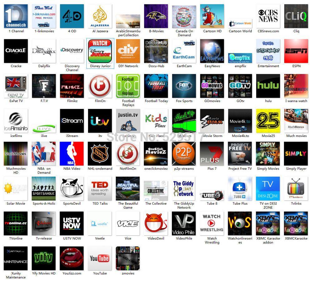 Best Top Kodi Isengard Addons Community Kodi Kodi Live Tv Amazon Fire Stick