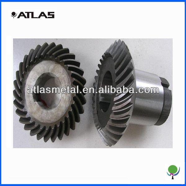 Ground Spiral Bevel Gears supplier, Bevel gear wheel
