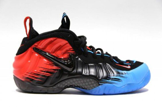 Nike Foamposite Pro Mens Rainbow Discount SGJ4Sp