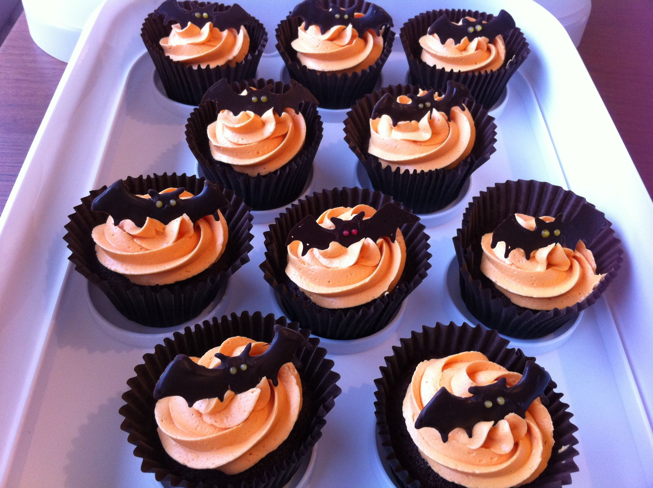 halloween cupcakes | cakes & decorating | pinterest | halloween